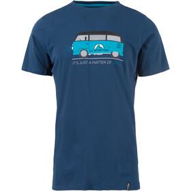 La Sportiva Van T-Shirt Herren opal